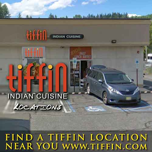 Indian Food East Hanover NJ Morris Essex County 07936 Tiffin