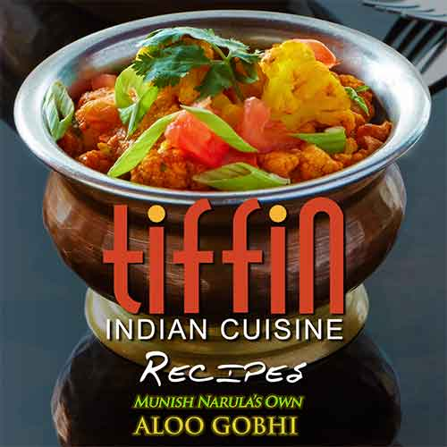 Tiffin Indian Cuisine Catering Menu East Hanover Morris County NJ 07936